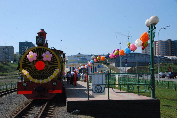 Когда День железнодорожника