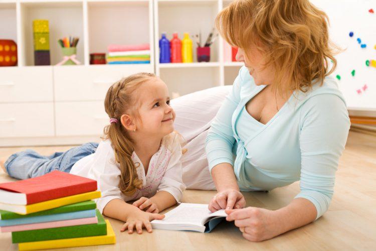 чтение и ребенок