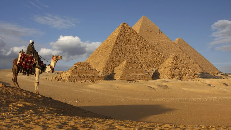 Египет в марте и в апреле
