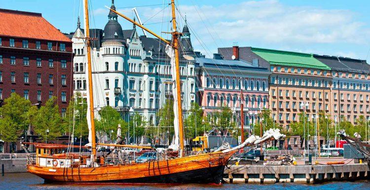 Достопримечательности Хельсинки в Финляндии