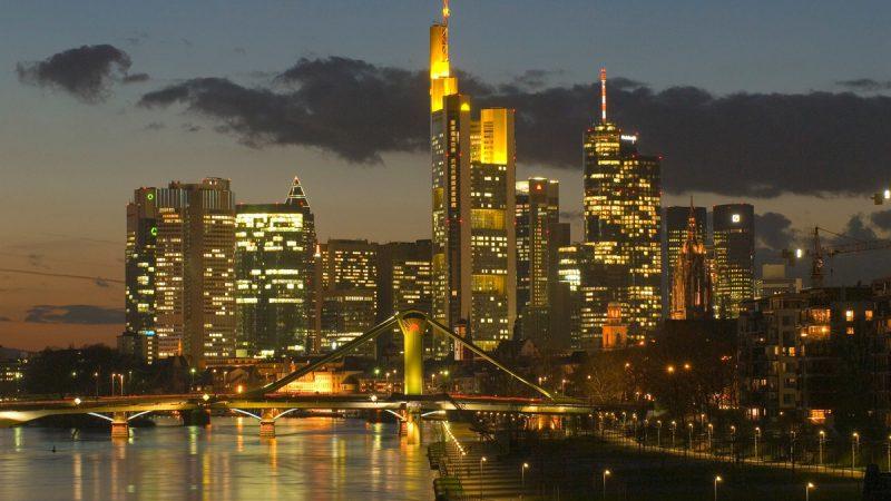 Коммерцбанк-Тауэр, Франкфурт (Германия)