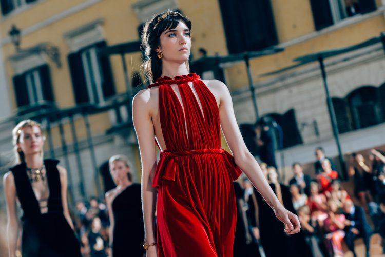 Знаменитая итальянская мода