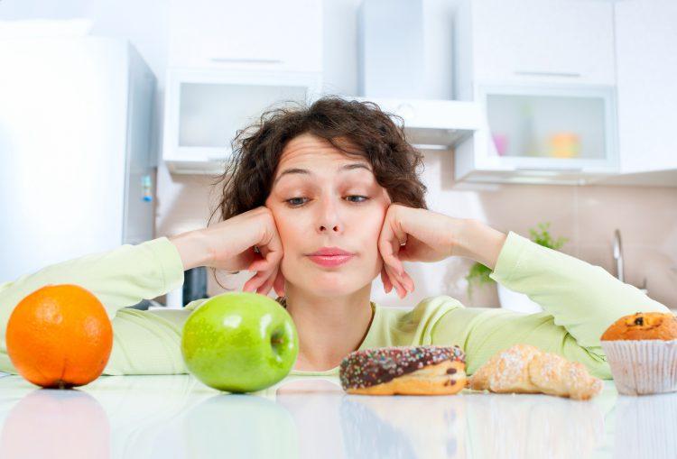 Как похудеть при помощи диеты