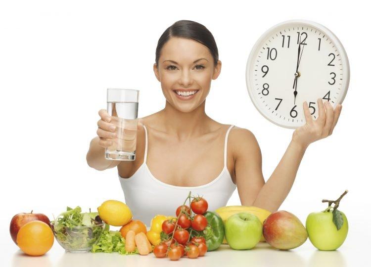 Как сбросить вес при помощи диеты