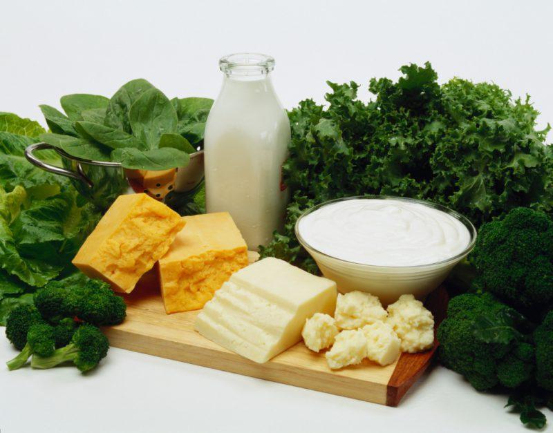 Кальций «недееспособен» без витамина D