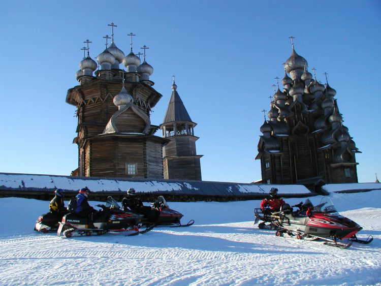 Природные памятники республики Карелия