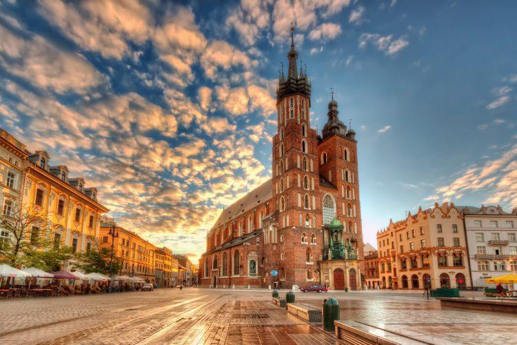 Когда лучше посетить Краков