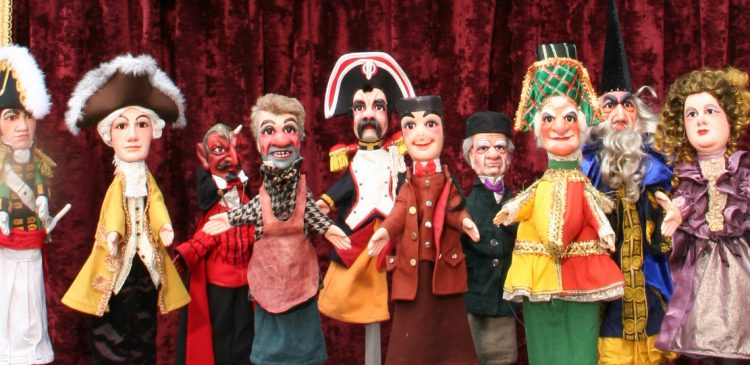 кукольный театр в Москве