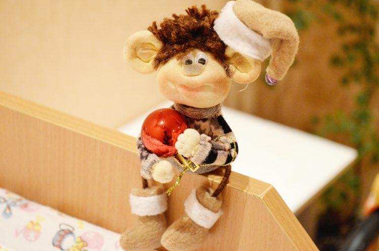 Стадии работы по созданию куклы из колготок