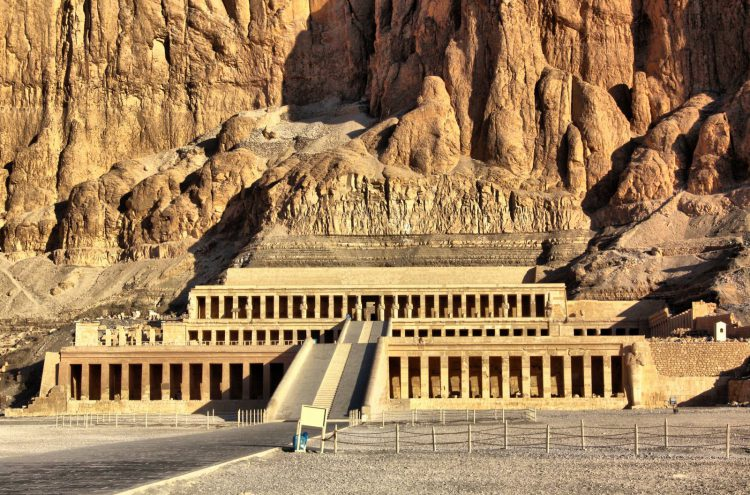 Храм в Луксоре, экскурсия
