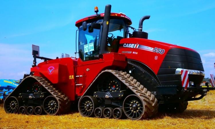 Трактор Case STX Steiger