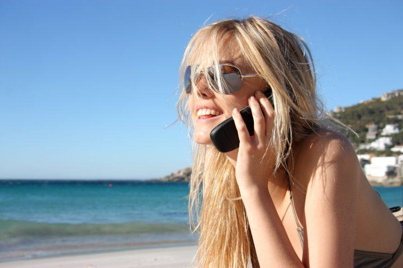 звонки на море