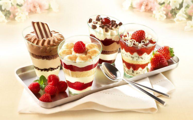 Десерты отнимают молодость