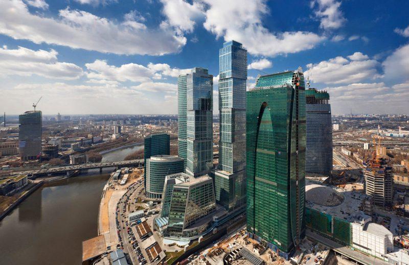 «Стальная Вершина» в Москве