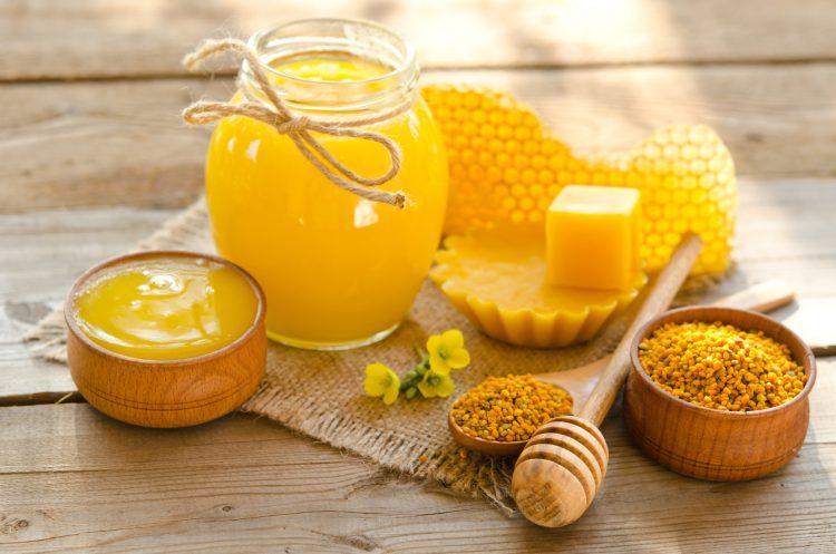 Маски из пчелиного воска для ногтей
