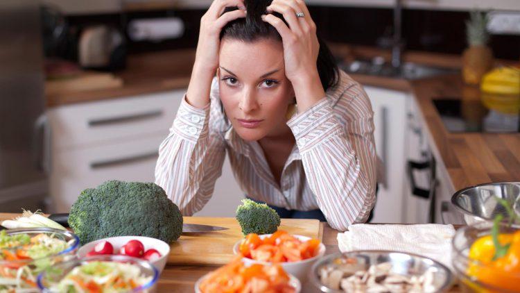Неконтролируемое переедание