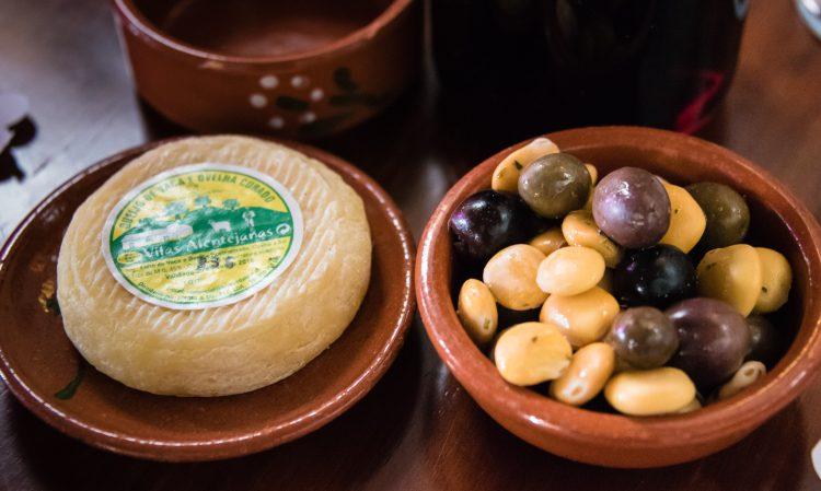 Сыр из Португалии