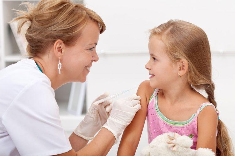Профилактические прививки детям