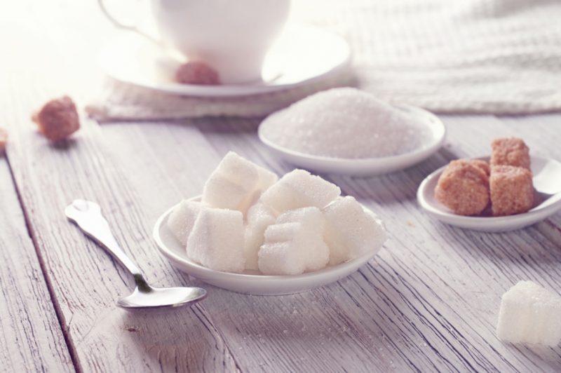 Сахар способствует ожирению