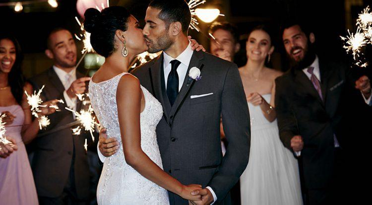 Как выбрать смокинг для свадьбы