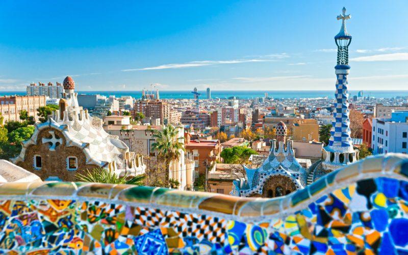 Туры в Испанию - Парк Гауди Барселона