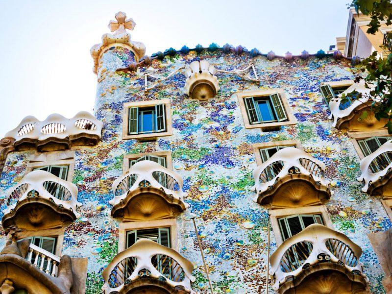 Архитектура Барселоны и Испании