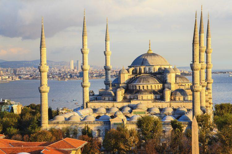 Столица Турции Стамбул