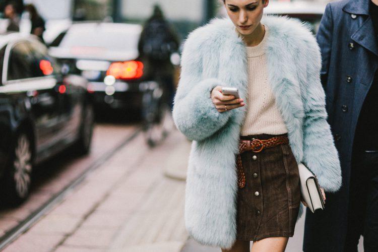 Уличная мода и городская урбанистическая среда