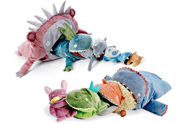 Игрушки - пищевые цепочки