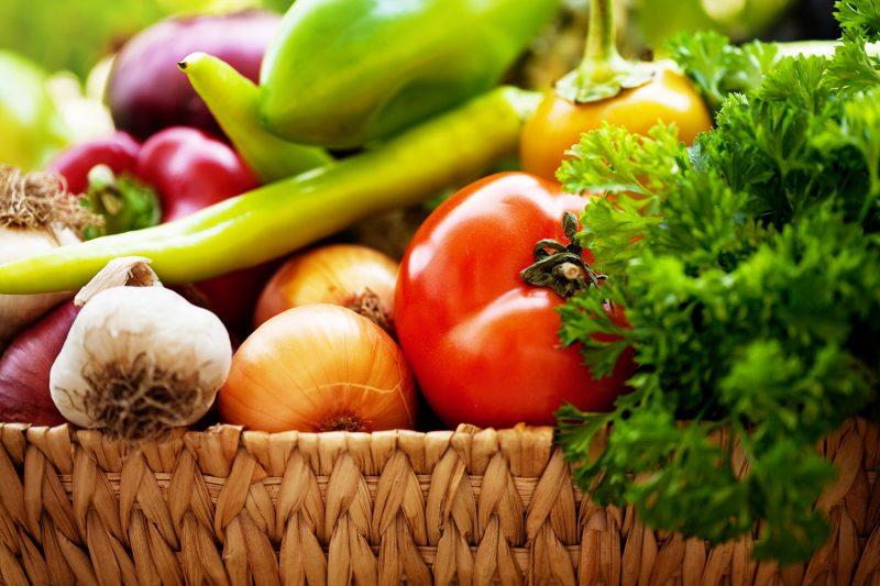 Вегетарианство в России