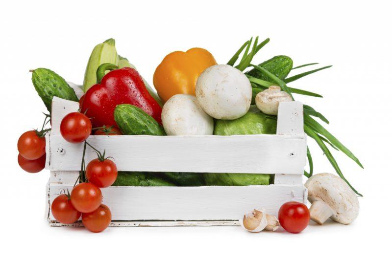 Вегетарианцы бывают разных типов