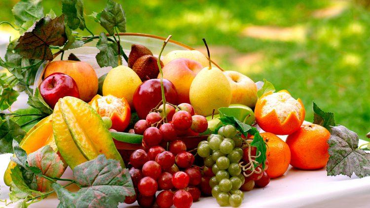 Овощи и фрукты - источник витаминов