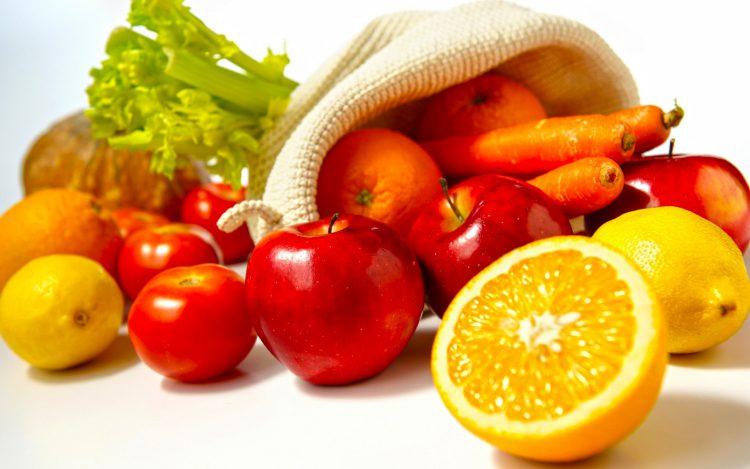 Яблоки и лимоны полезны для печени