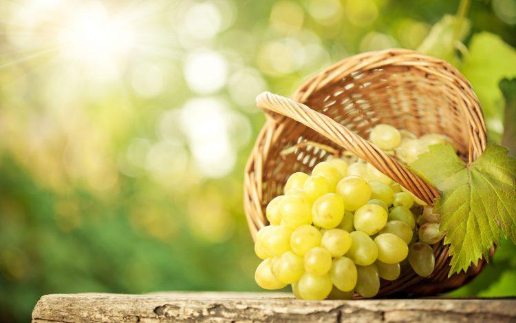 Виноград - источник витаминов