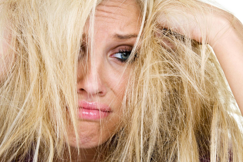 Лохматые волосы в картинках