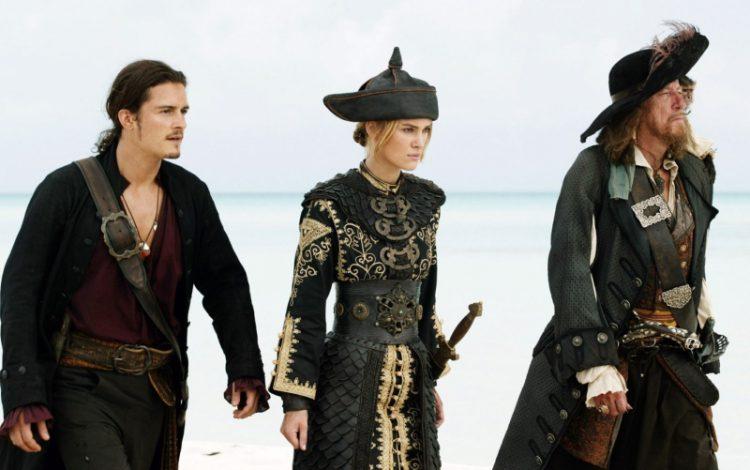 Пираты Карибского моря 3: На краю света – самый дорогостоящий фильм в мире