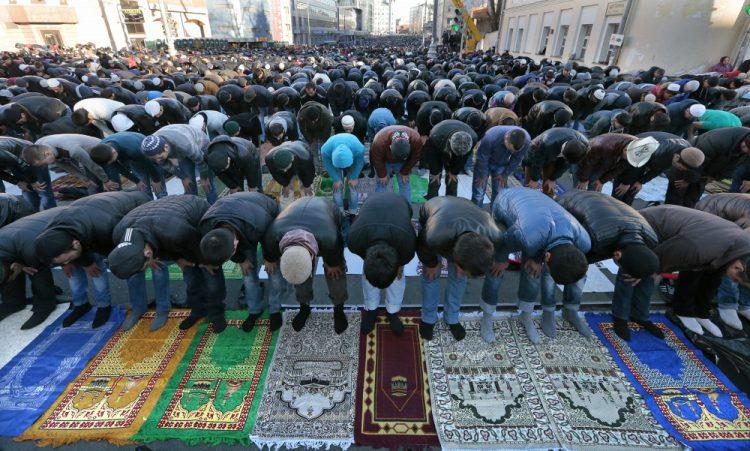 молитвы курбан байрам