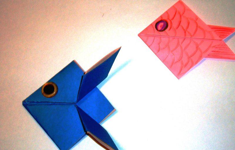 технология оригами