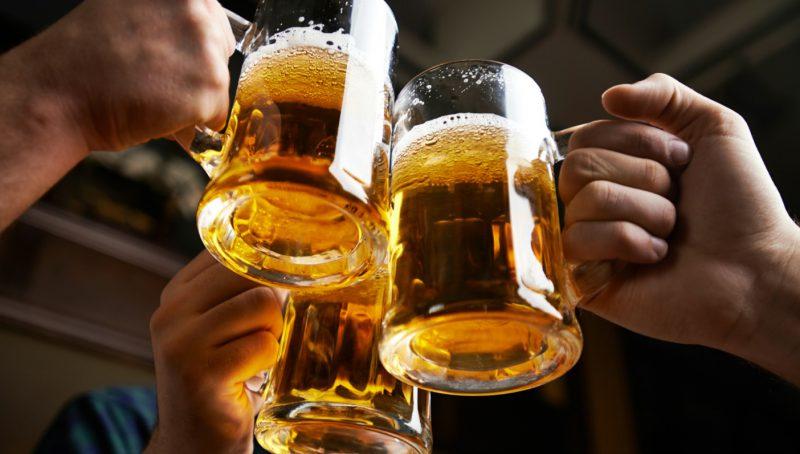 как отмечать день пива