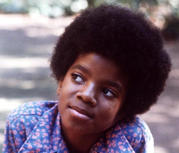 Маленький Майкл