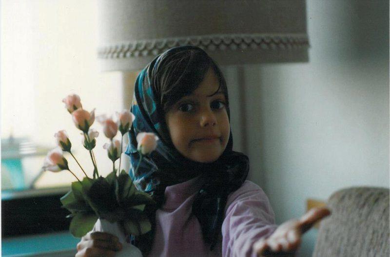 Детское фото Мерьем