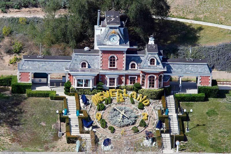 Сказочное ранчо «Неверленд»