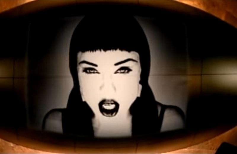 Клип Мадонны «Bedtime Story»