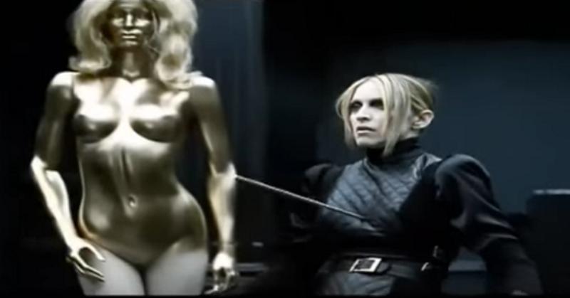 Клип Мадонны «Die Another Day»