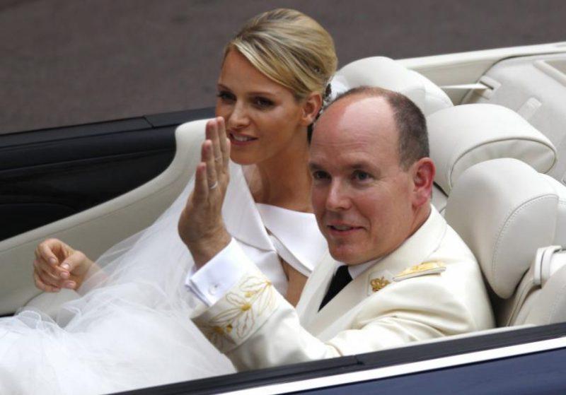 Свадьба принца Альберта