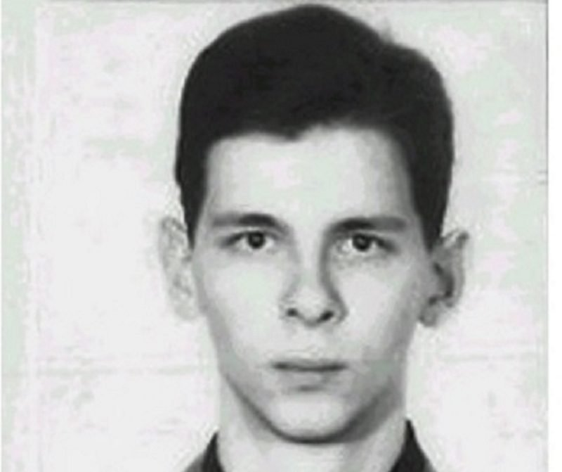 Дмитрий Мамонов