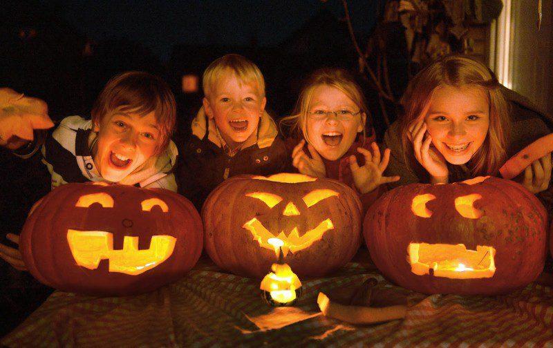 секреты Хэллоуина