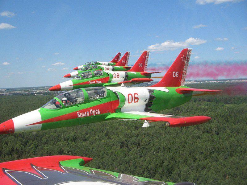 белорусская авиация