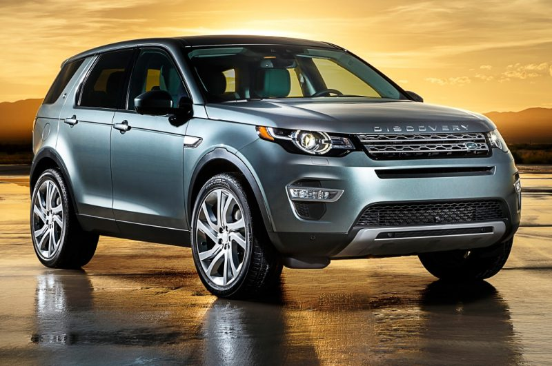Кроссовер Land Rover Discovery Sport SUV