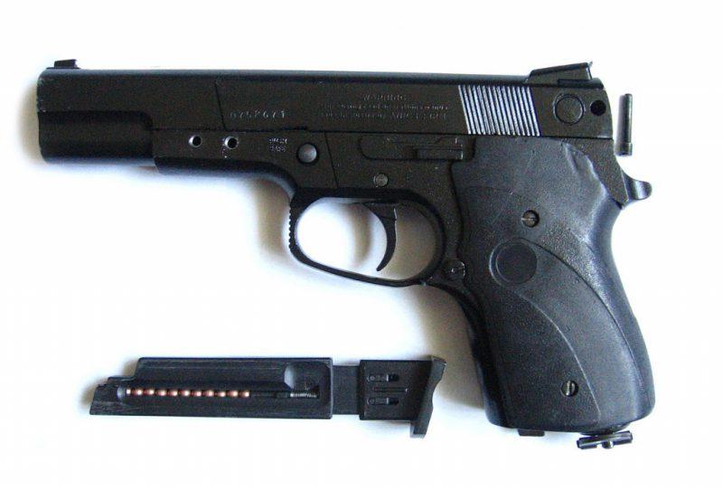 пистолет Аникс А-112